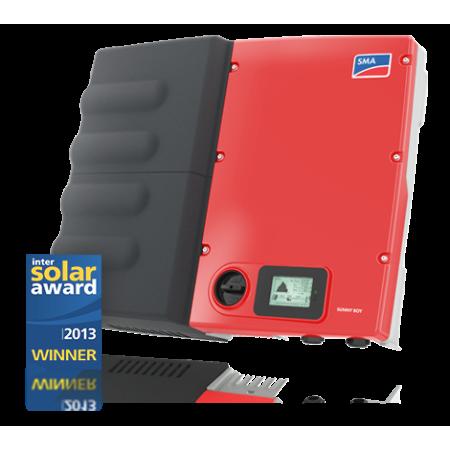Imagén: Accumulo per Fotovoltaico SMA SB3600 Smart Energy