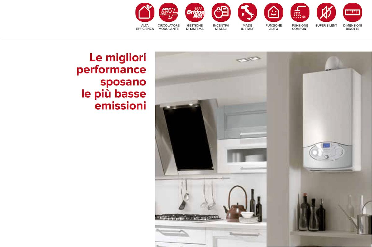 Caldaia a Condensazione Ariston Clas Premium Evo